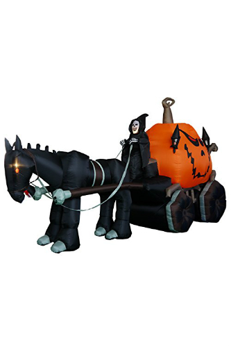 Halloween Inflatable Lawn Decorations Halloween Decorations And